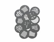 Broncolor Набор масок Гобо  - 12 шт 33.625.00