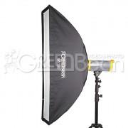 Стрипбокс GreenBean GB Gfi 1x4` (30x120 cm)