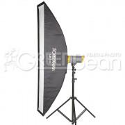 Стрипбокс GreenBean GB Gfi 1x6` (30x180 cm)