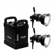 Комплект Profoto Pro-B4 Start OutDoor Kit с двумя генераторными головами 987675
