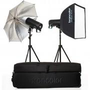 Комплект с двумя моноблоками Broncolor Siros Expert 400S 31.663.ХХ