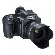 Среднеформатная камера Pentax 645Z с объективом D FA645 55 mm