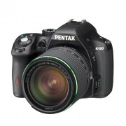 Фотокамера Pentax K-50 Kit + объектив DA 18-135 WR черный