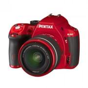 Фотокамера Pentax K-50 Kit + объектив DA L 18-55 WR красный