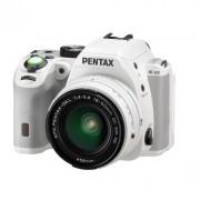 Фотокамера Pentax K-S2 + объектив DA 18-50mm DC WR, белый