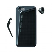 Manfrotto Чехол для iPhone 6 черный + подставка + объектив Fisheye