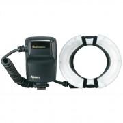 Вспышка Nissin MF18N Ring Flash кольцевая для фотокамер Nikon i-TTL
