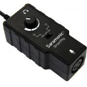 Микшер Saramonic SmartRig адаптер XLR/3,5 мм мини-джек для смартфонов планшетов iPhone и Android