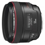 Объектив Canon EF 50 mm f/1.2 L USM