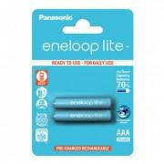 Panasonic Eneloop Lite AAA 550 2BP (BK-4LCCE/2BE)