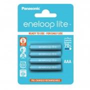 Panasonic Eneloop Lite AAA 550 4BP (BK-4LCCE/4BE)