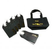 Kinoflo Комплект жалюзей BatWing Single Louver (5pk) BAT-W1