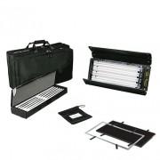 Комплект Kinoflo Diva-Lite 415 Kit, 230U w/ Soft Case KIT-DV4B-230U