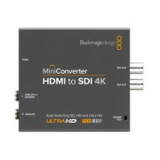 Blackmagic MINI CONVERTER - AUDIO TO SDI 4K CONVMCSAUD4K