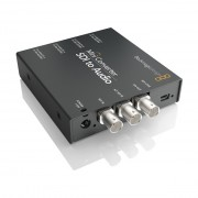 Blackmagic MINI CONVERTER - SDI TO AUDIO CONVMCSAUD