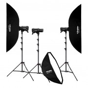 Комплект с тремя моноблоками Profoto D2 Studio Kit 500/500/500 AirTTL 902717SK