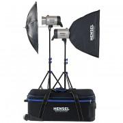Комплект с двумя моноблоками Hensel Integra Plus Kit Advanced 50300