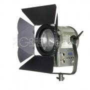 Светодиодный LED осветитель GreenBean Fresnel 200 LED X3 DMX