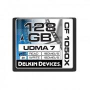 Delkin Cinema CF 128GB UDMA7 1050X