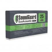 Звукопоглощающая плита SoundGuard EcoAcoustic