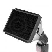 Falcon Eyes SRH-CA с сотовой насадкой для накамерной вспышки