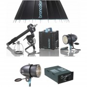 Комплект Broncolor Move 1200L Outdoor Para kit 31.028.XX