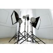 Falcon Eyes Портретный комплект на базе галогенных осветителей, фото и видео студия №206