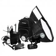 Комплект Profoto B1X/B2 Universal Pro Kit с 1 моноблоком и 2 генераторными головами 903129-1