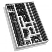 Foba Комплект монтажных деталей Combitube MAXI