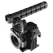 8Sinn Клетка для камеры Blackmagic BMCC MICRO / STUDIO с ручкой BASIC