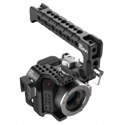 8Sinn Клетка для камеры Blackmagic BMCC MICRO / STUDIO с ручкой SCORPIO