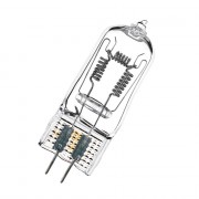 Галогеновая лампа Osram 650Вт  Halogen Optic Lamp G6.35 230V