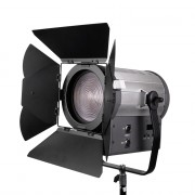 Светодиодный LED осветитель GreenBean Fresnel 300 LED X3 DMX
