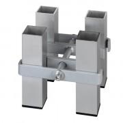 Guil TMU-08 скоба для крепления 4 ножек рядом стоящих станков