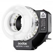 Аккумуляторная вспышка Godox Witstro AR400 кольцевая