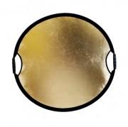 Отражатель на пружине Sunbounce SUN-MOVER ZEBRA/WHITE 85x79 cм