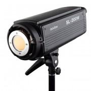 Светодиодный LED осветитель Godox SL-200W студийный