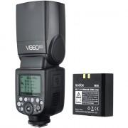 Вспышка Godox Ving V860IIC TTL для Canon