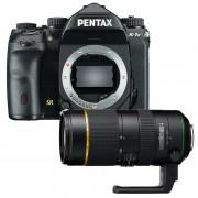 Фотокамера Pentax K-1 Mark II + объектив HD D-FA 70-200mm f/2.8 ED DC AW