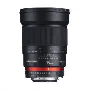 Объектив Samyang 35mm f/1.4 Minolta AF/Sony