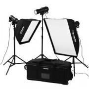 Комплект с тремя моноблоками Profoto D1 Studio Kit 500/500/1000 Air 901019