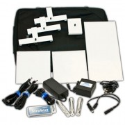 Комплект видеосвета LED Rosco Серебряный комплект LitePad