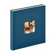 Фотоальбом Walther SK-110-L 33x34/50 магн.стр.Fun  (синий)