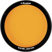 Profoto Clic Gel Half CTO для A1, A1x, C1 Plus
