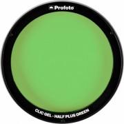 Profoto Clic Gel Half Plus Green для A1, A1x, C1 Plus