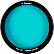 Profoto Clic Gel Peacock Blue для A1, A1x, C1 Plus