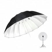 Зонт Godox UB-L3 185cm серебро/черный