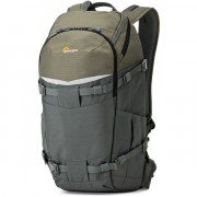 Рюкзак LOWEPRO Flipside Trek BP 350 AW серый/темно-зеленый