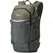 Рюкзак LOWEPRO Flipside Trek BP 250 AW серый/темно-зеленый