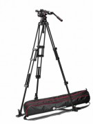 Штатив Manfrotto Штатив с видеоголовкой Manfrotto MVKN12TWING (545GB + Nitrotech N12)